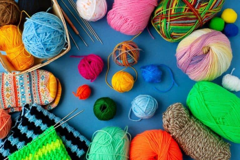 Choosing Knitting Wool