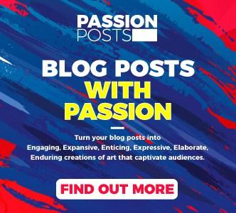 Passion Posts